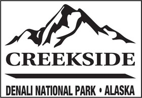 McKinley Creekside Cabins & Cafe Logo