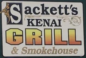 Sackett's Kenai Grill Logo