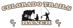 Colorado Trails Ranch Logo