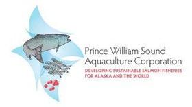 Prince William Sound Aquaculture Corporation Logo
