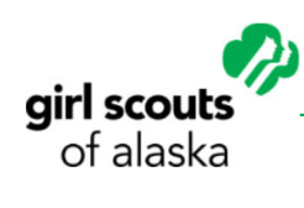Girl Scouts of Alaska Logo