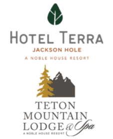 Hotel Terra & Teton Mountain Lodge Logo