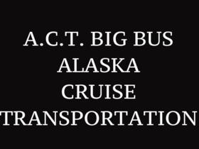 Alaska Cruise Transportation Logo