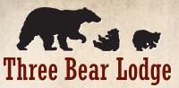 Three Bear Lodge and Restaurant Logo