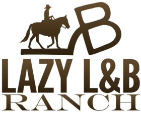Lazy L&B Ranch Logo