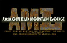 Arrowhead Mountain Lodge Logo