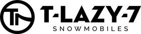 T-Lazy-7 Snowmobiles Logo