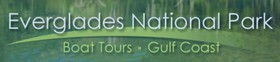 Everglades National Park Boat Tours Logo
